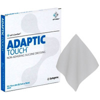 "ADAPTIC Touch Non-Adhering Silicone Dressing, 5"" x 6""  53500503-Pack(age)"