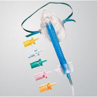 "Trach Pediatric Mask with 6"" Flex Tube  55001250-Each"
