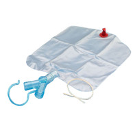 AirLife Elbow Drain Bag with Hanger  55001560-Each