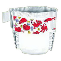 Curity Baby Diapers Size 7, 41+ lbs  6880068A-Pack(age)