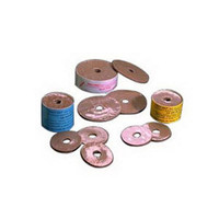 "2"" Colly-Seal Discs, Yellow  74221-Pack(age)"