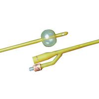 BARDEX 2-Way Silicone-Elastomer Coated Foley Catheter 12 Fr 30 cc  570166V12S-Case