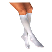 Anti-EM/GP Anti-Embolism Knee-High Seamless Elastic Stockings, Medium, Regular  BI111472-Pack(age)