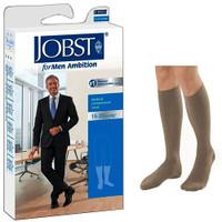 Ambition Knee-High, 15-20, Long, Khaki, Size 3  BI7766012-Pack(age)