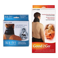 Neck Pain Kit with Moist Heat and Cold Therapy  BTF00613-Each
