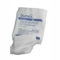 """Ducare Non-Sterile Woven Gauze Sponge 2 x 2"""", 12-Ply  DE90212-Pack(age)"""""""