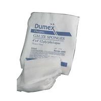 """Ducare Non-Sterile Woven Gauze Sponge 4 x 3"""", 8-Ply  DE90438-Pack(age)"""""""