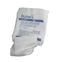 """Ducare Non-Sterile Woven Gauze Sponge 8 x 4"""", 12-Ply  DE90812-Pack(age)"""""""