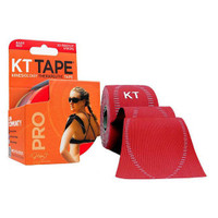 "KT Red Team USA Pro Synthetic Tape, 4 x 4""  KJ9020260-Box"""