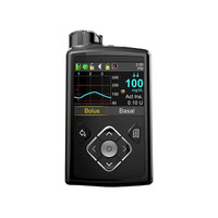MiniMed 630 Insulin Pump, Black  MNMMT1755KI-Each