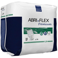 "Abri-Flex L3 Overnight Protective Underwear Large, 39 - 55""  RB41088-Pack(age)"""