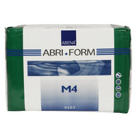"Abri Form Comfort M4 Adult Brief, Medium, 28 - 44""  RB4163-Pack(age)"""