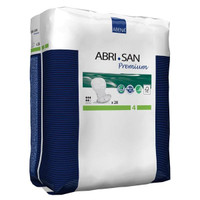 "Abri-San 4 Premium Shaped Pad, 8 x 17"" L  RB9271-Case"""