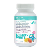 PreNatal Multivitamin + Omega 3s + Vitamin D3 + Methylfolate, 30 Count  SMYPRE26621-Each