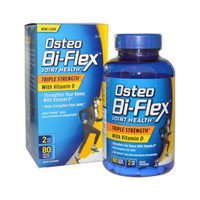 Osteo Bi-Flex Triple Strength with Vitamin D Tablets (80 Count)  USN051200-Each