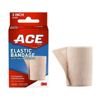 Ace Bandage with Velcro, 3  88207603-Each""