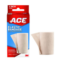 Ace Bandage with Velcro, 4  88207604-Each""