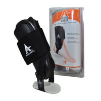 Active Ankle T2 Rigid Ankle Brace, Black, Medium  TB277417-Each