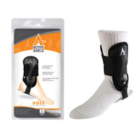 Active Ankle Volt Rigid Ankle Brace, Black, Small  TB760150-Each