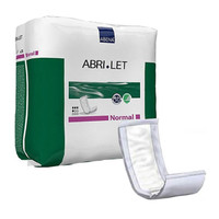 "Abri-Let Fluff Pads Without Foil, Normal, 5.5"" x 15"", 500 ml  RB300216-Pack(age)"