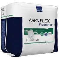 "Abri-Flex L2 Premium Protective Underwear Large, 39"" - 55""  RB41087-Case"