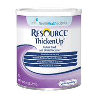 Resource Thickenup Instant Unflavored Food Thickener 6.4g Packets  85225400-Each