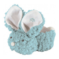 Boo-Bunnie Comfort Toy, Woolly Light Blue  STP692106-Each