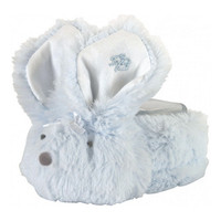 Boo-Bunnie Comfort Toy, Long Hair Blue  STP693106-Each