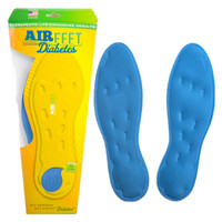 AirFeet DIABETES ETS Insoles, Size 1X, Pair  YFAF000D1X-Each