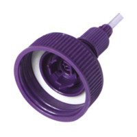 Low Volume Infinity Enteral Screw Cap with Enfit Connector  QZINFOCAPA-Each