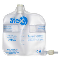 Afex Collection Bag, Direct Connect, 500ml, Standard, Non-Vented  ARSA400B-Each