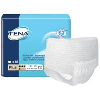 """TENA Extra Absorbency Protective Underwear Medium 34"""" - 44""""  SQ72232-Case"""