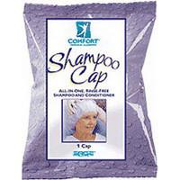Comfort Rinse-Free Shampoo Cap  TO7909-Each