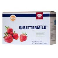 BetterMilk 12+ Strawberry Creme, 1.8 Ounce  FC35009-Case