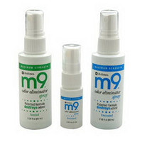 M9 Odor Eliminator Spray 2 oz. Pump Spray  507734-Each