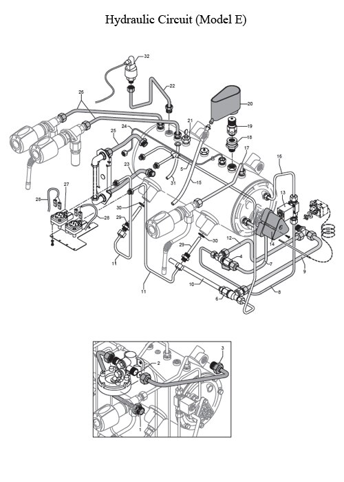 rancilio epoca espresso machine parts