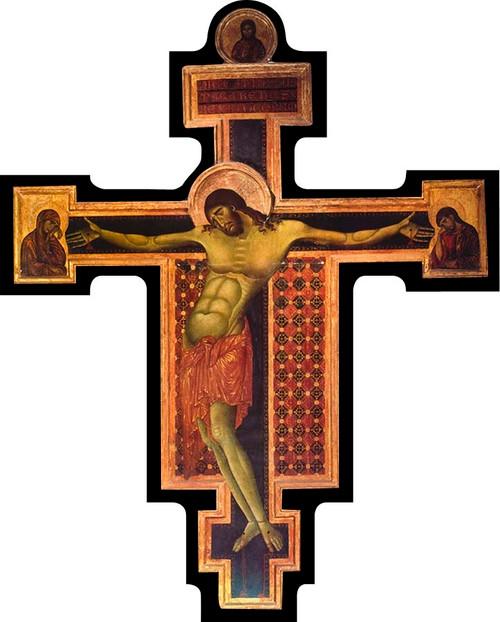 Byzantine Cross Visor Clip