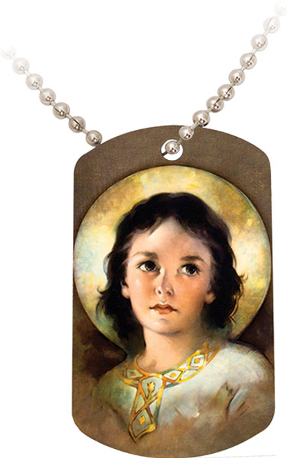 The Christ Child Dog Tag