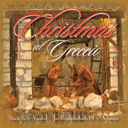 Christmas at Greccio CD