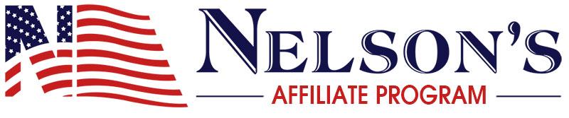 Nelson's Affiliate Program