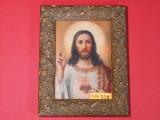 Sacred Heart of Jesus 5x7 Ornate Framed Print