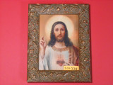 Sacred Heart of Jesus 5x7 Ornate Framed Print