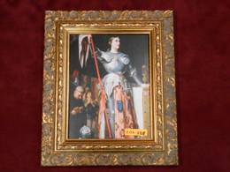 St. Joan of Arc 7x9 Framed Print