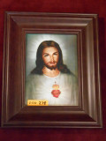 Sacred Heart of Jesus 5x7 Large Framed Print