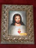 Sacred Heart of Jesus 5x7 Silver Framed Print