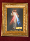 Divine Mercy 5x7 Gold Framed Print