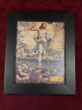 Resurrection 8x10 Black Framed Print