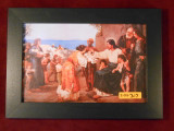 Jesus and the Children 6x10 Framed Print