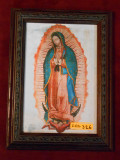 Our Lady of Guadalupe 6x9 Ornate Framed Print