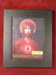 For God So Loved the World 5x7 Framed Print
